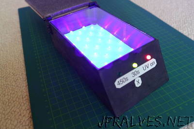 PCB UV Exposure Unit