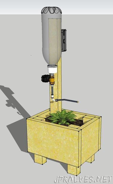 Raspberry pi plant watering system