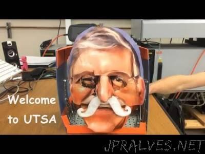 RomoBOT - Animatronic Face Robot