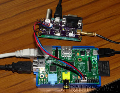The Raspberry Pi as a Stratum-1 NTP Server