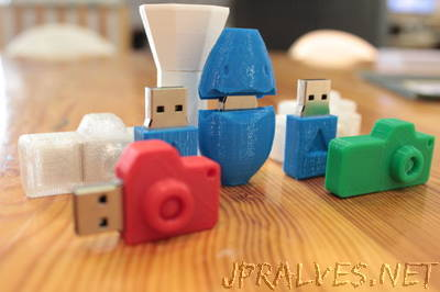 3D Printed USB Casing