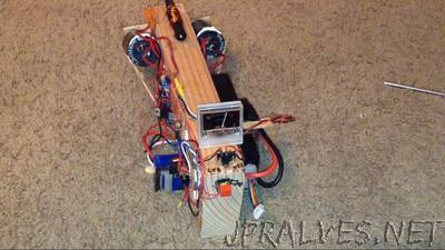 56 Joule Coilgun from Salvaged Parts v2.0