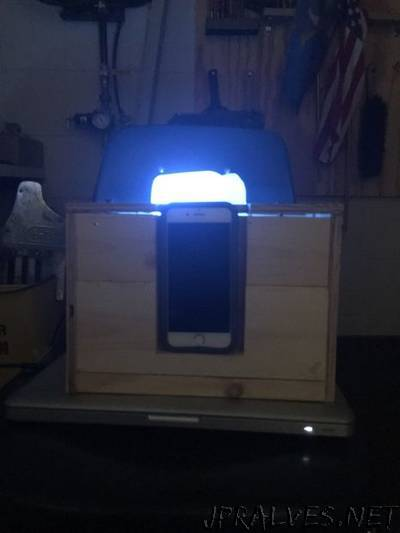 Arduino Mood Light and Holder