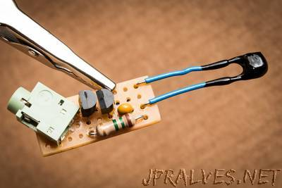 Building a PIN Diode Geiger Counter