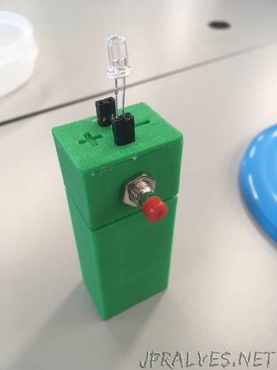 Compact LED Tester