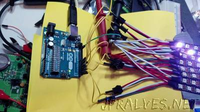 Parallel Processing Arduino Style  Make Massive NeoPixel Displays With Nanoscale Concurrent Computing