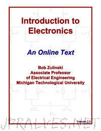Introduction to Electronics - An Online Text