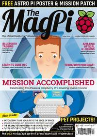 The MagPi 47