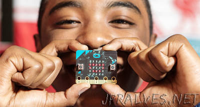 BBC's micro:bit retail shipments near