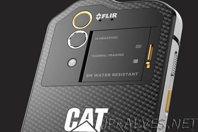 CAT® S60 Thermal capabilities and sdk announced ahead of june launch