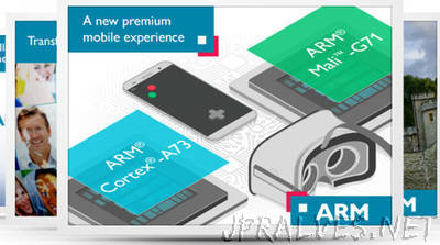 Latest ARM Premium Mobile Technology to Drive Immersive Experiences