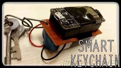 DIY Smart Keychain