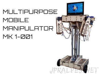 Multipurpose Mobile Manipulator Mk 1
