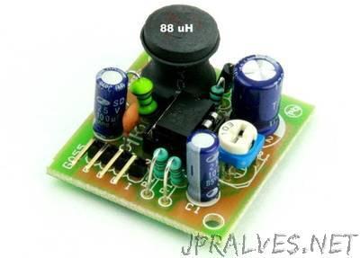 5V TO -12V Inverting Switching Regulator