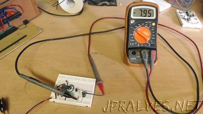 Build Your Own Negative Voltage Generator
