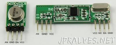Cheap RF modules made easy!!