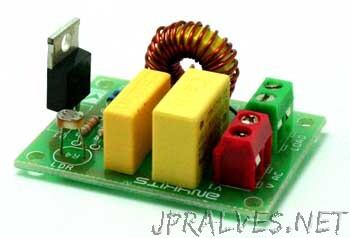 Dark Sensitive Lamp ON/OFF Controller