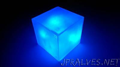 The Tesseract (aka Cosmic Cube)