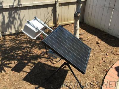 Raspberry Pi Solar Tracker (RBST)