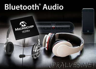 Next Generation Dual-Mode Bluetooth® Audio Products from Microchip