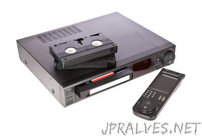 Japan Will Make Its Last-Ever VCR This Month