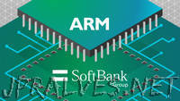 SoftBank + ARM £24.3bn investment in future of technology
