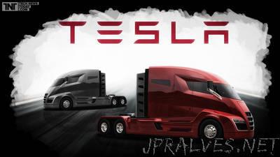 Tesla CEO Elon Musk Announces Heavy Truck, Ride Sharing Fleet of Cars