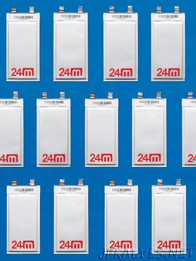 24M's Batteries Could Better Harness Wind and Solar Power