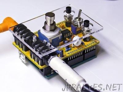 Arduino UNO Guitar Pedal