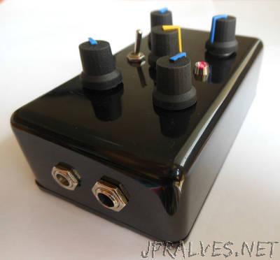 Auduino - Lo-Fi Arduino Synthesizer