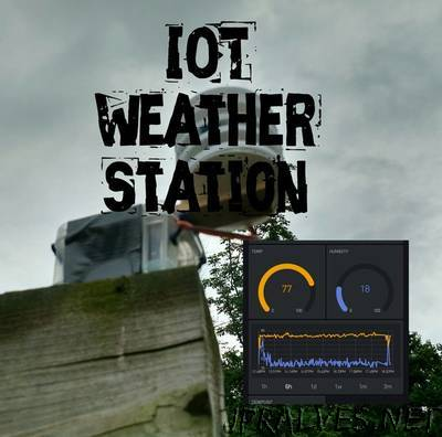 How to Make an Mini IOT Weather Station