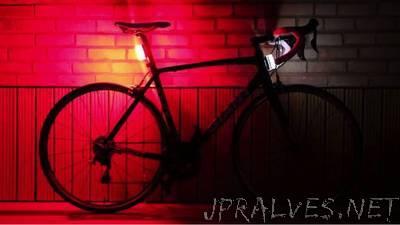 A Smart Bike Lighting System Using Arduino