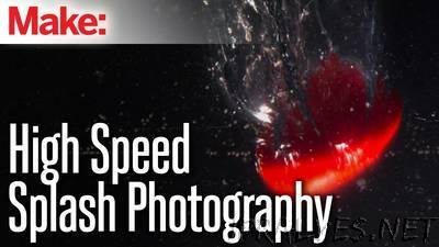 High-Speed Splash Photography Rig with Arduino