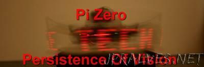 Pi Zero POV