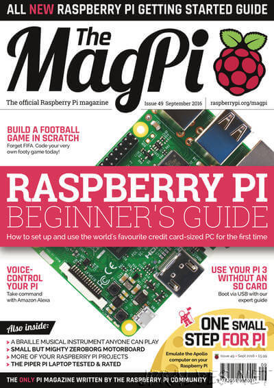 The MagPi 49