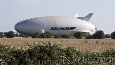 Airlander 10: Maiden flight at last for longest aircraft