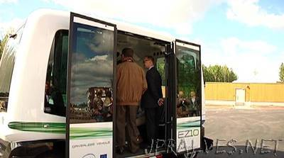 Helsinki rolls out driverless bus pilot