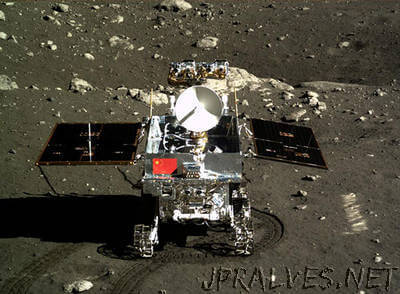 China exclusive: Chinese netizens bid farewell to Yutu, beloved lunar rover