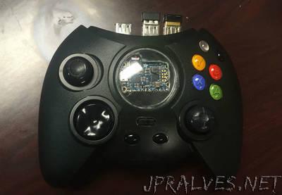 RetroPi Xbox Controller