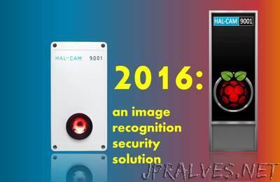 HAL-CAM 9001 – Building a New Security Camera