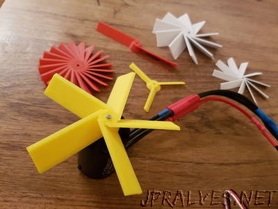 Customizable propeller / fan