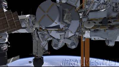 Another Station Upgrade: Spacewalkers Jeff Williams and Kate Rubins to install new TV cameras