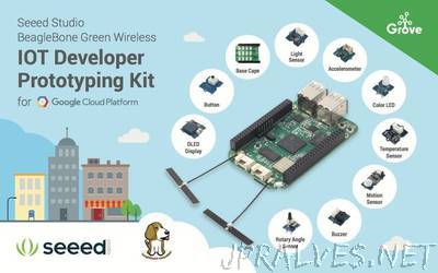 Prototyping kit gets your IoT app on Google Cloud Platform, fast