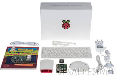 Ten millionth Raspberry Pi, and a new kit