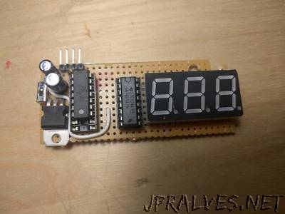 DIY Bike Speedometer