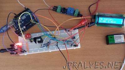 Intelligent Charger for 9V NiMH Rechargeable Batteries V1