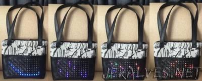 LED Matrix Handbag 2.0 – How To