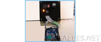 Rotary Encoder Display Panel