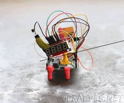 Simple Arduino-based thermometer
