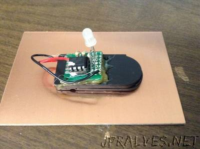 Basics - Versatile ATTiny85 Lightning Bug